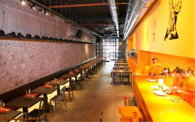 Colaboración en Restaurante NOBOOK Barcelona